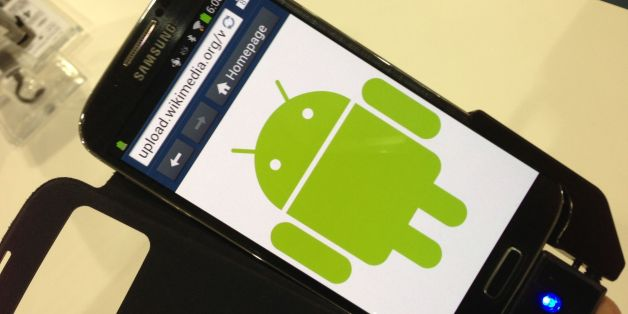 """Credit Apple for what they've achieved, but give Google credit for having created this little green robot,"" said Paolo Pescatore of CCS Insight.