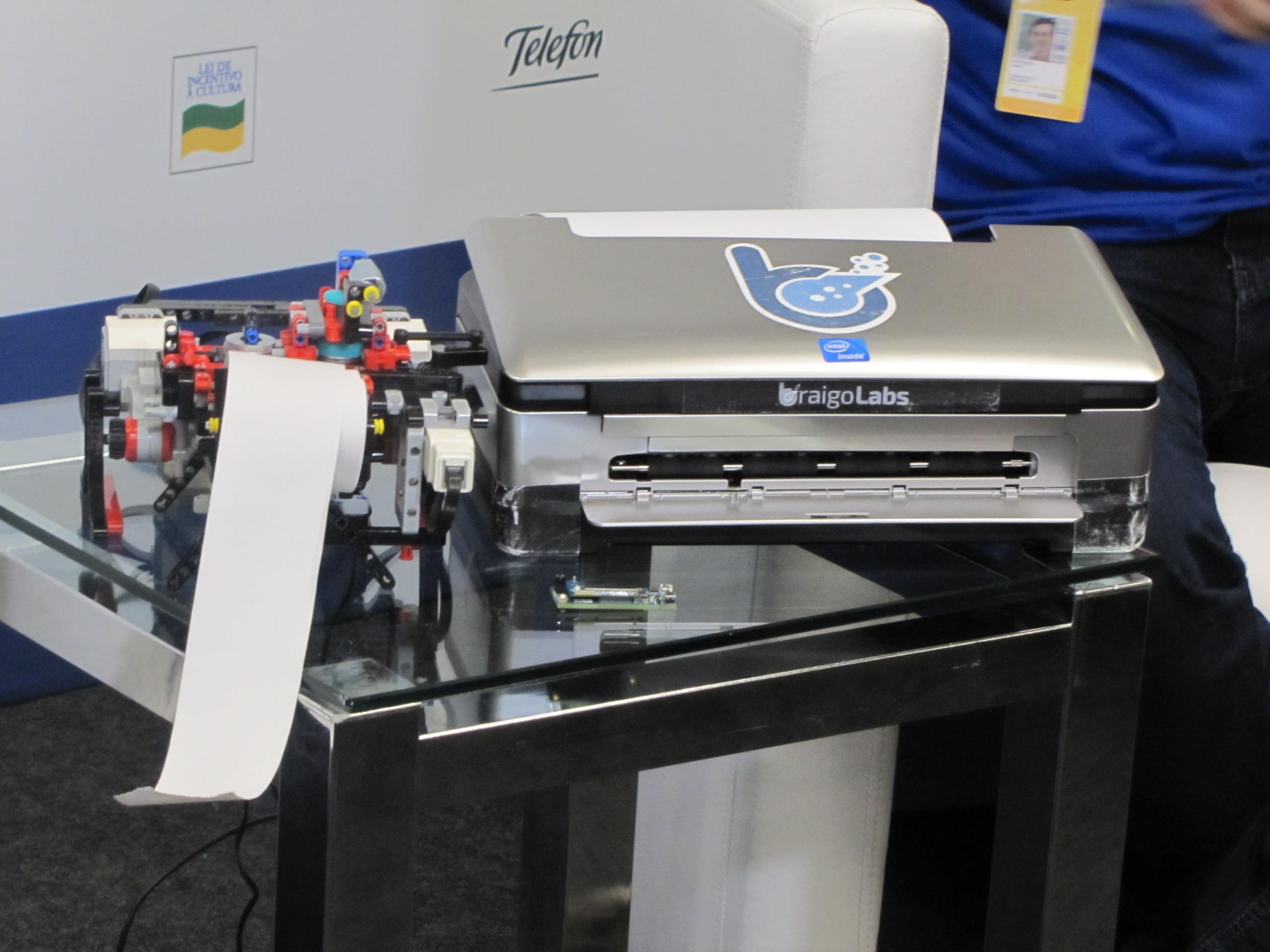 impressoras braigo
