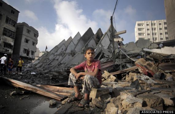 gaza israeli airstrike