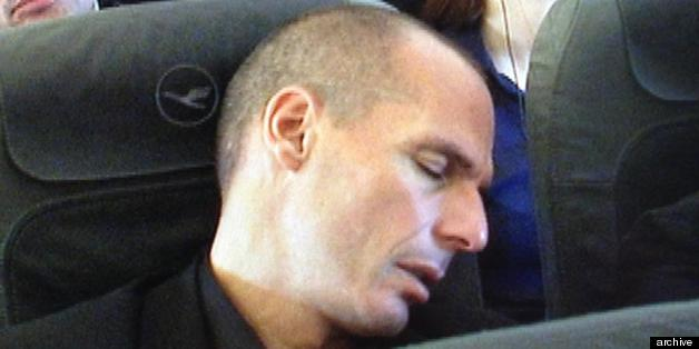varoufakis sleep