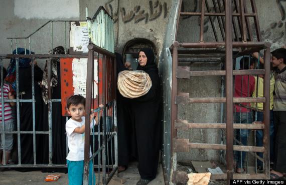 women raqqa