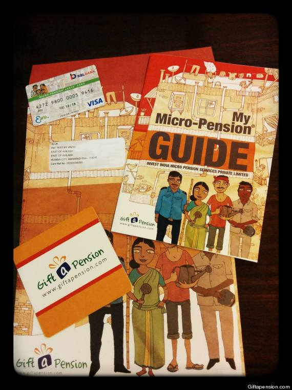giftapension welcome kit