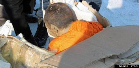 mummy monk