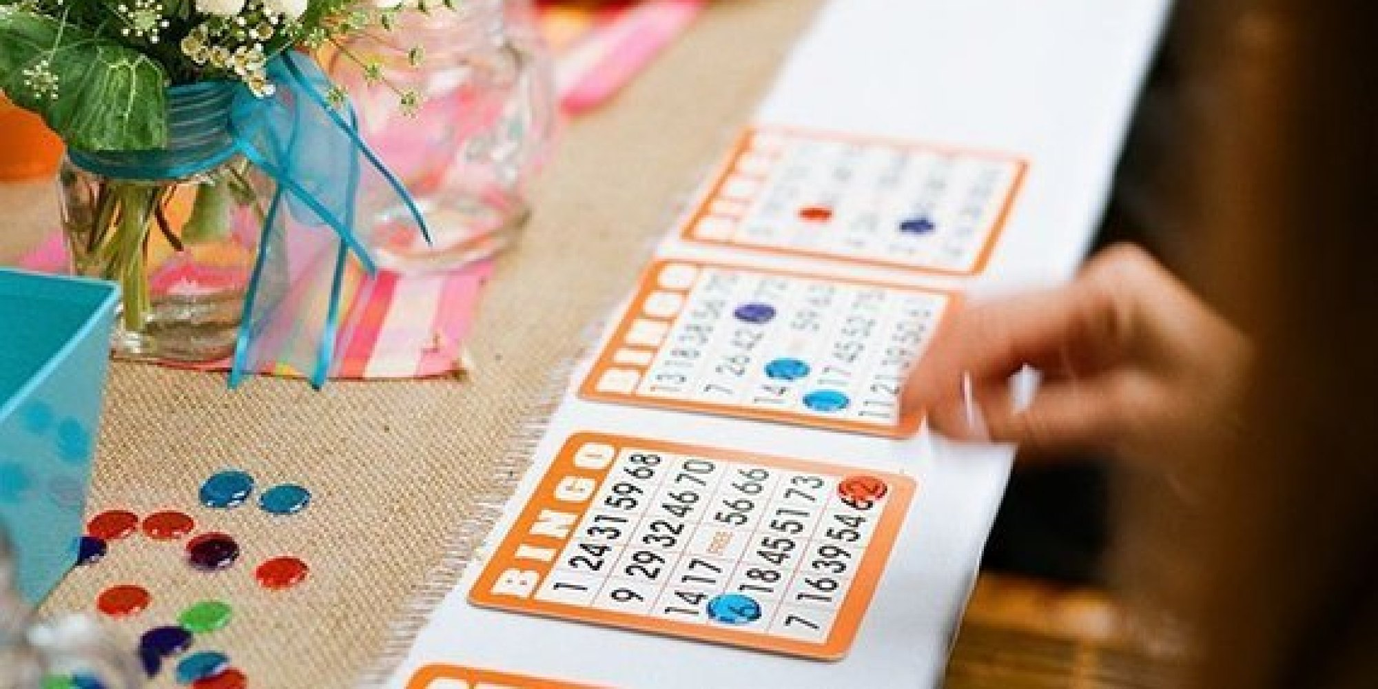 How To Incorporate Your Love Of Board Games Into Your Wedding