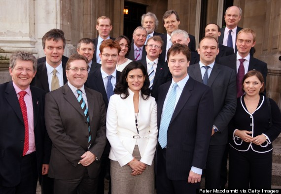 nick clegg 2007 mps wife