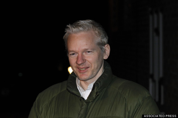 assange angry