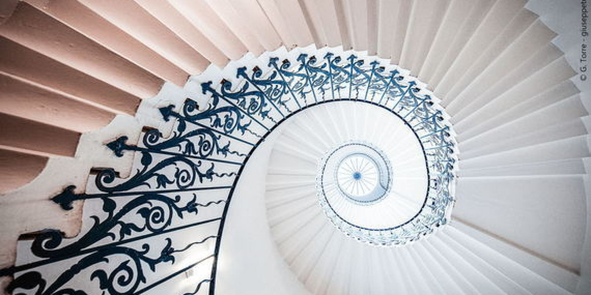 Lose Yourself In This Collection Of Entrancing Spiral Staircase Photos |  HuffPost
