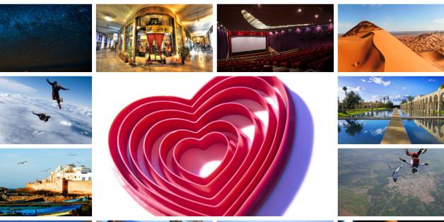 Les meilleurs plans pour la Saint Valentin