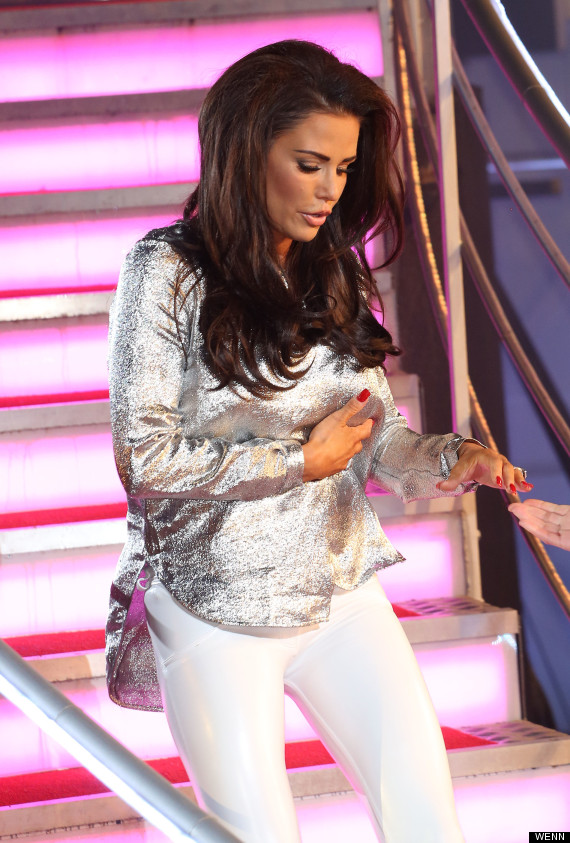 Big boob katie price think, that