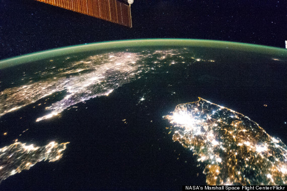 north korea space