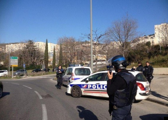 marseille shooting