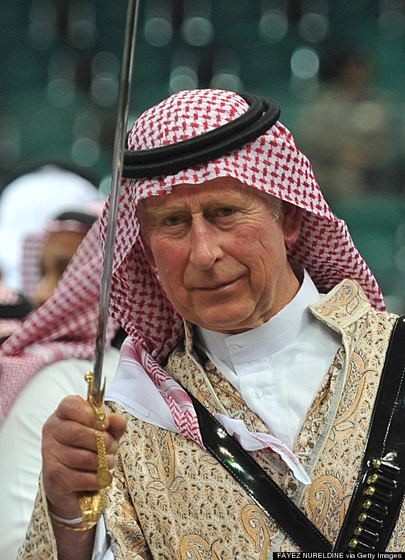 Prince Charles' Visit To Saudi Arabia Should Be The Time For Human Rights Questions