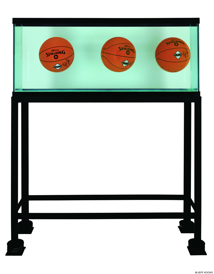three ball total equilibrium tank