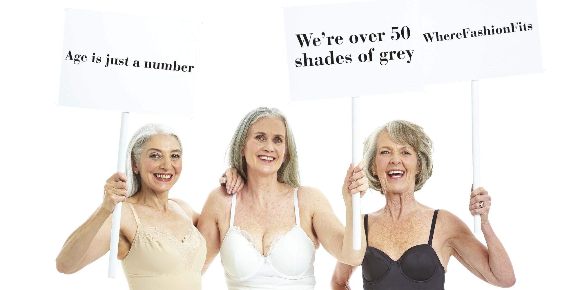 Fifty Plus Women Celebrated In Brilliant 'Over 50 Shades ...