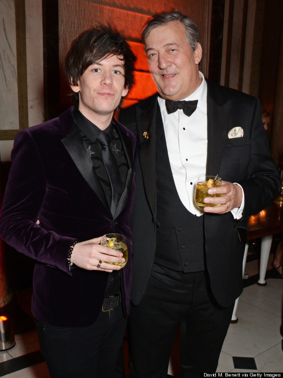 stephen fry elliott spencer