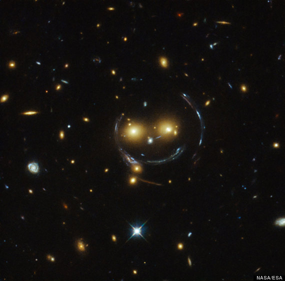 smiley face galaxy