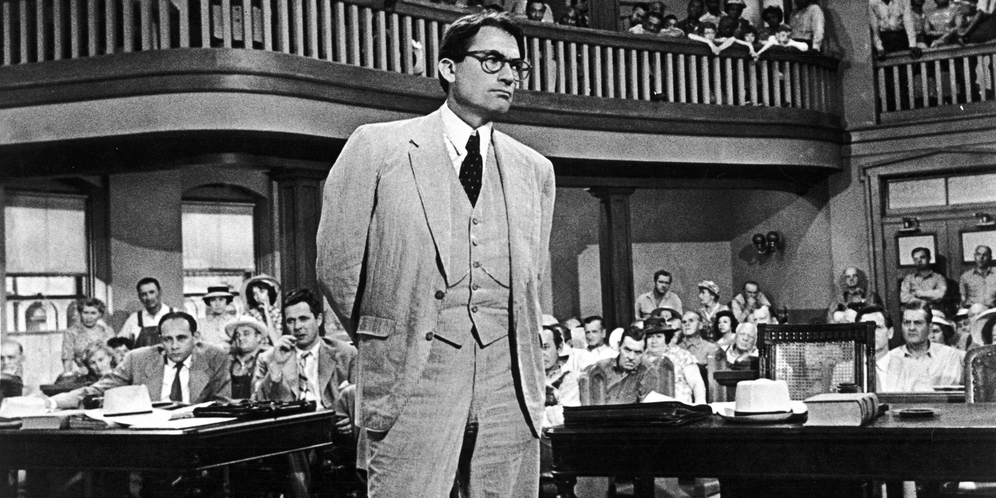 what did atticus finch think of the civil rights movement huffpost