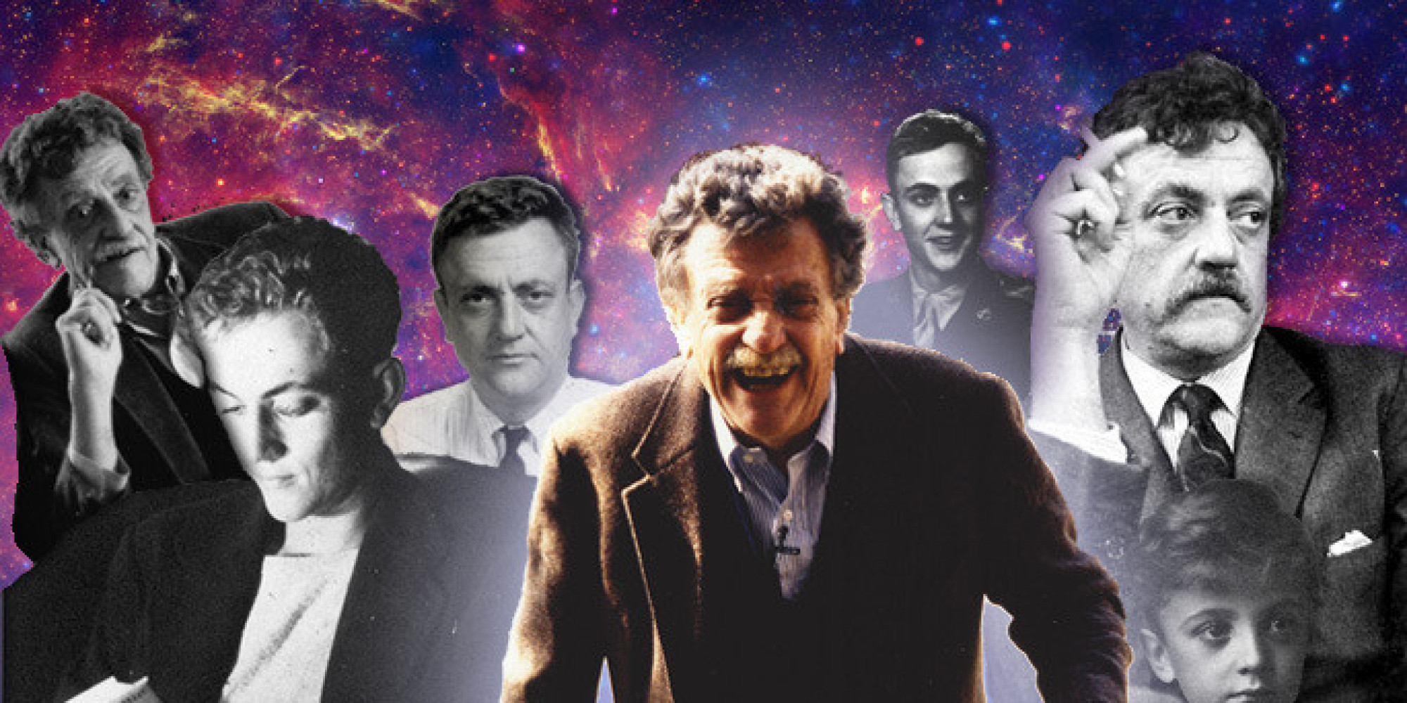 the early life and times of kurt vonnegut