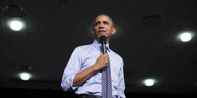 Obama: Supreme Court 'About To Make A Shift' On Gay Marriage