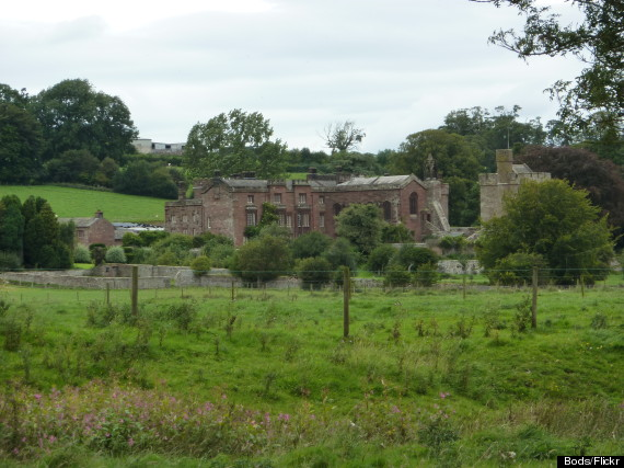 rose castle cumbria
