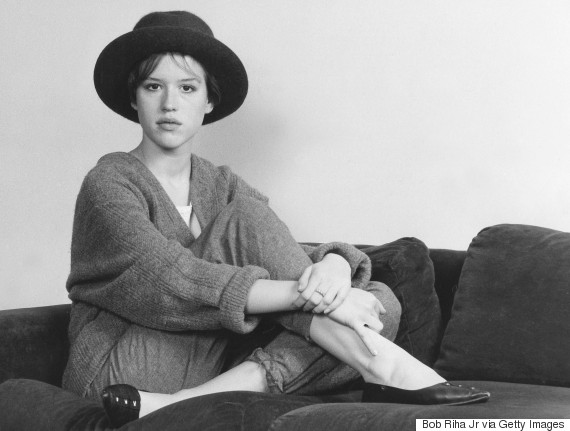 molly ringwald 1985
