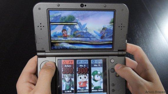 New 3ds Xl Que Hay De Nuevo Nintendo Video El Huffington Post