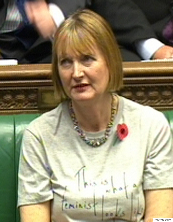 harriet harman pmqs