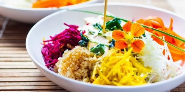 Brown rice recipes that wont bore you to death huffpost forumfinder Choice Image