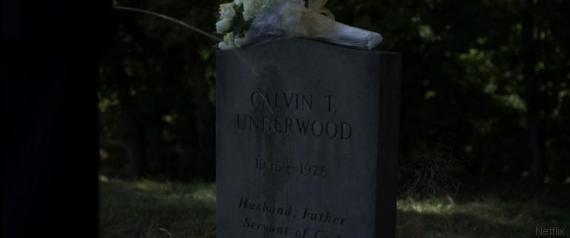 túmulo de franklin underwood