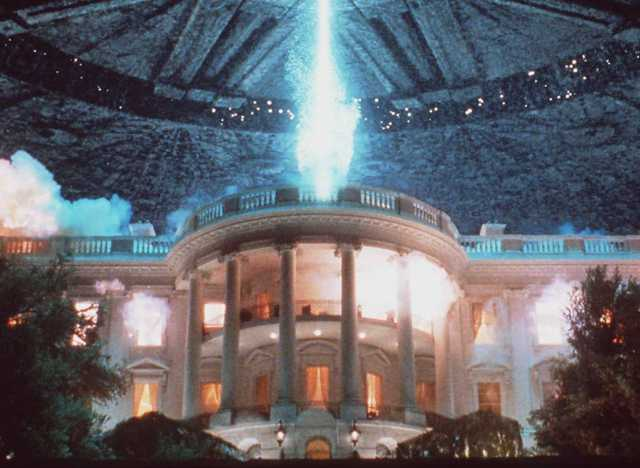 independence day white house aliens