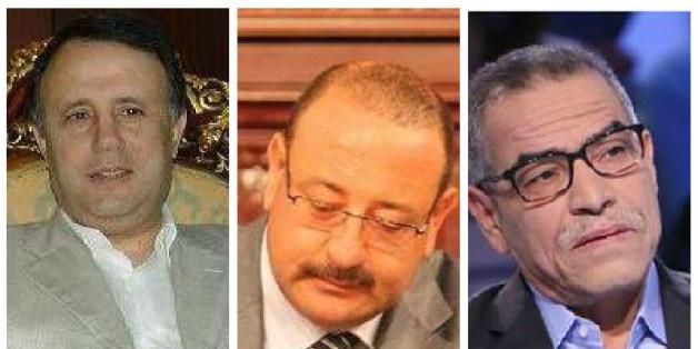 Slim Chiboub, Abelaziz Kotti, Khemaies Ksila