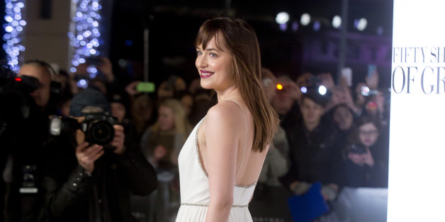 Dakota Johnson Says 'Fifty Shades Of Grey' Isn't About A 'Weak, Submissive Victim'