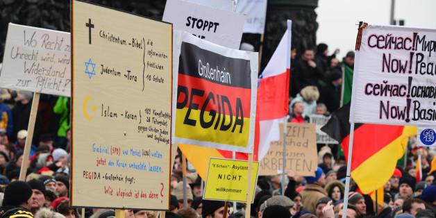 Pegida : le mouvement islamophobe allemand organise sa première manifestation au Royaume-Uni