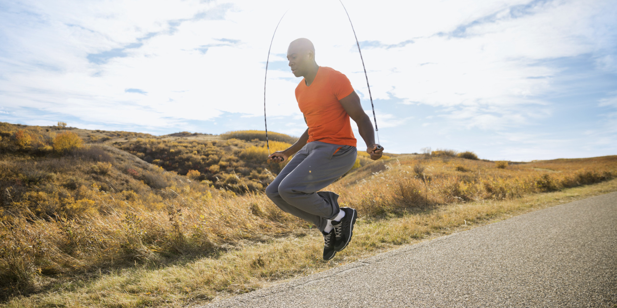 7 Jump Rope Workouts To Blast Fat And Get Fit | HuffPost