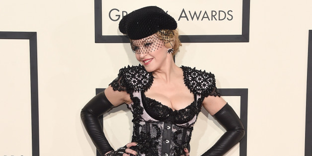 Madonna, Who Wrote The Book On Sex, Thinks 'Fifty Shades Of Grey' Is 'Not Very Sexy'