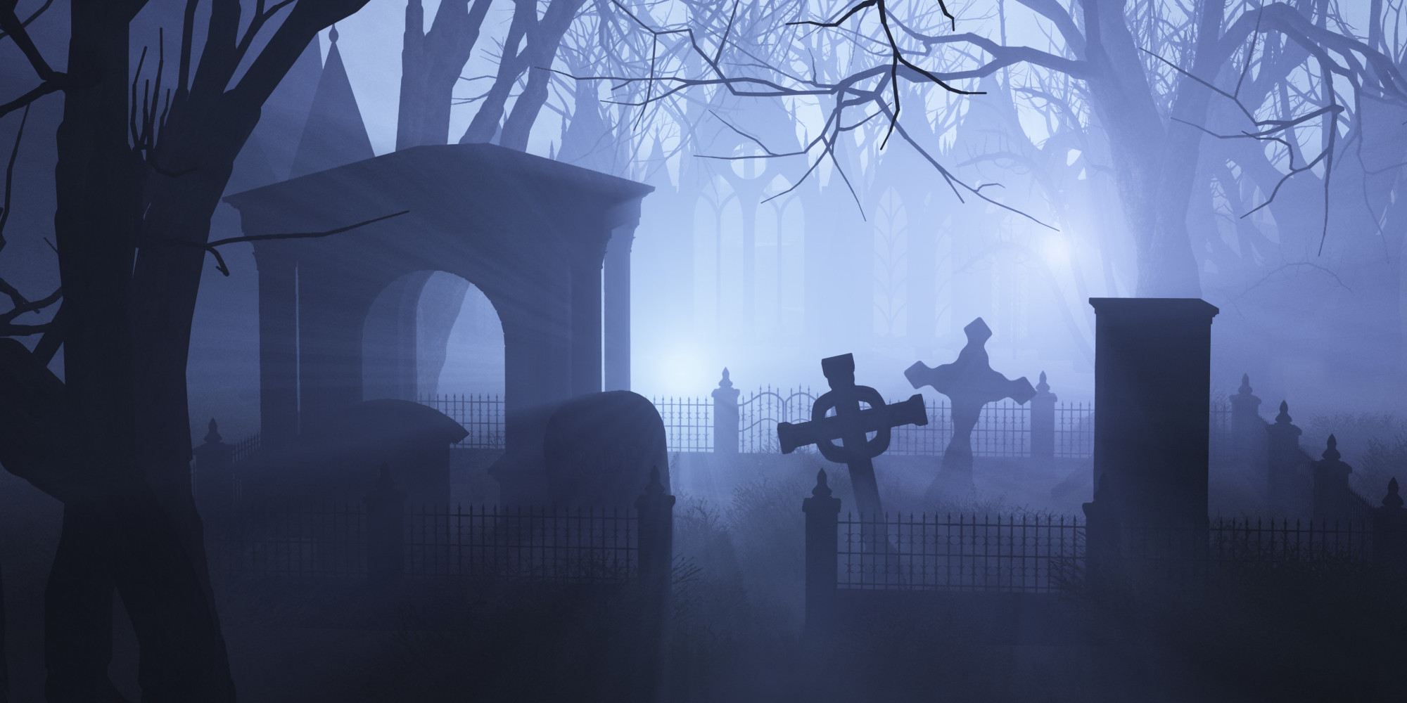 Image result for boy walking through a graveyard