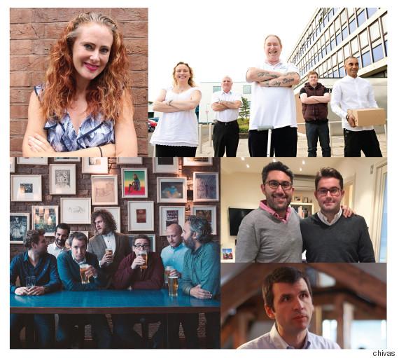 venture finalists