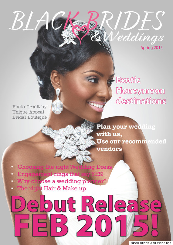 First black brides and wedding magazine to launch in the uk founder black bride junglespirit Choice Image
