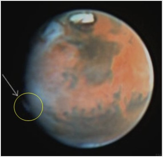 mars mystere