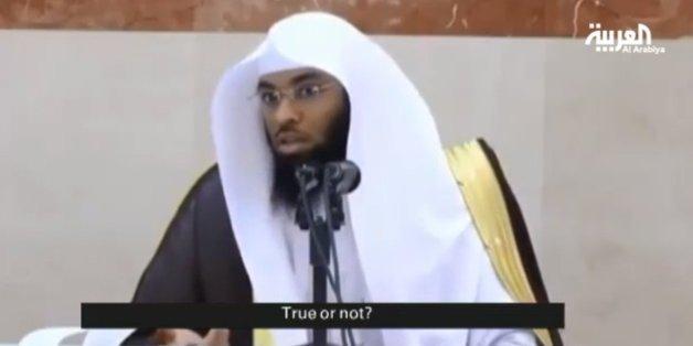 Saudi Cleric Reveals The Sun Rotates Around The Earth