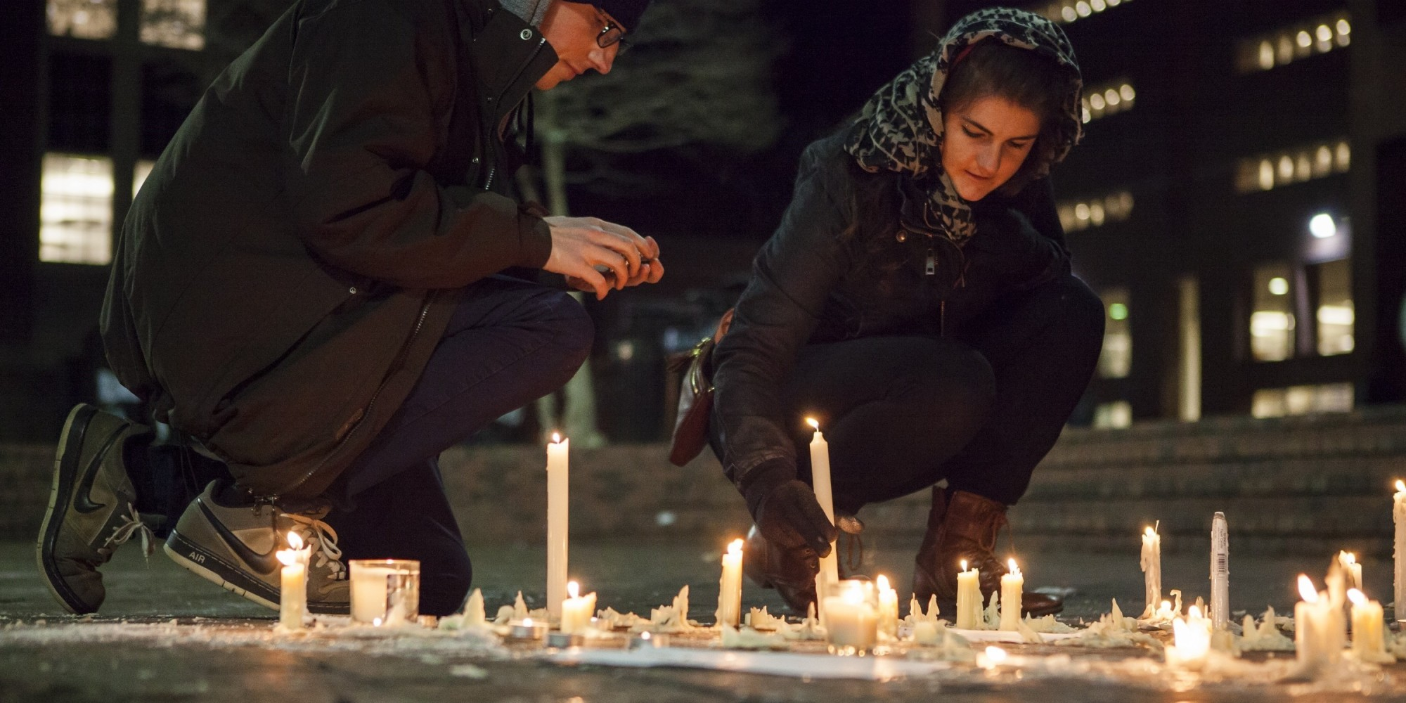 chapel hill muslim The fatal shooting tuesday of three members of a muslim family in chapel hill, north carolina, has prompted condemnation and calls for introspection and compassion from prominent atheists and.