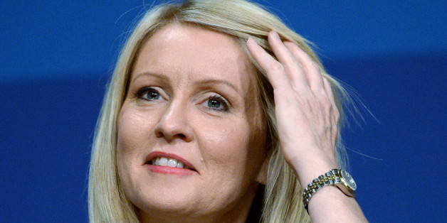 Conservative minister for jobs Esther McVey