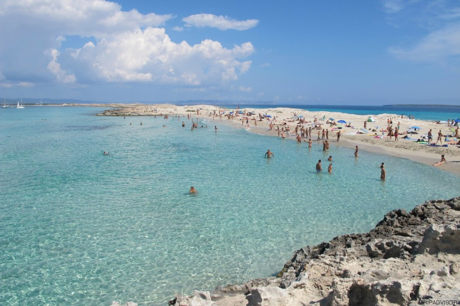 las mejores playas del mundo espana
