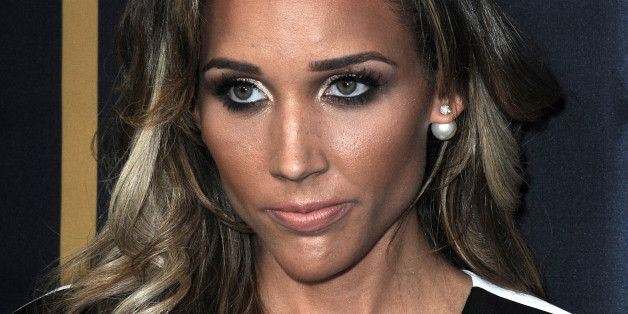 Athlete Lolo Jones has spoken out about 'Fifty Shades of Grey.' Here, she arrives for the Premiere Of Universal Studios' 'Unbroken' held at The Dolby Theatre on Dec. 15, 2014 in Hollywood, California.
