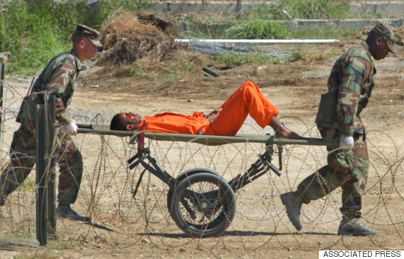 camp x ray prisoner