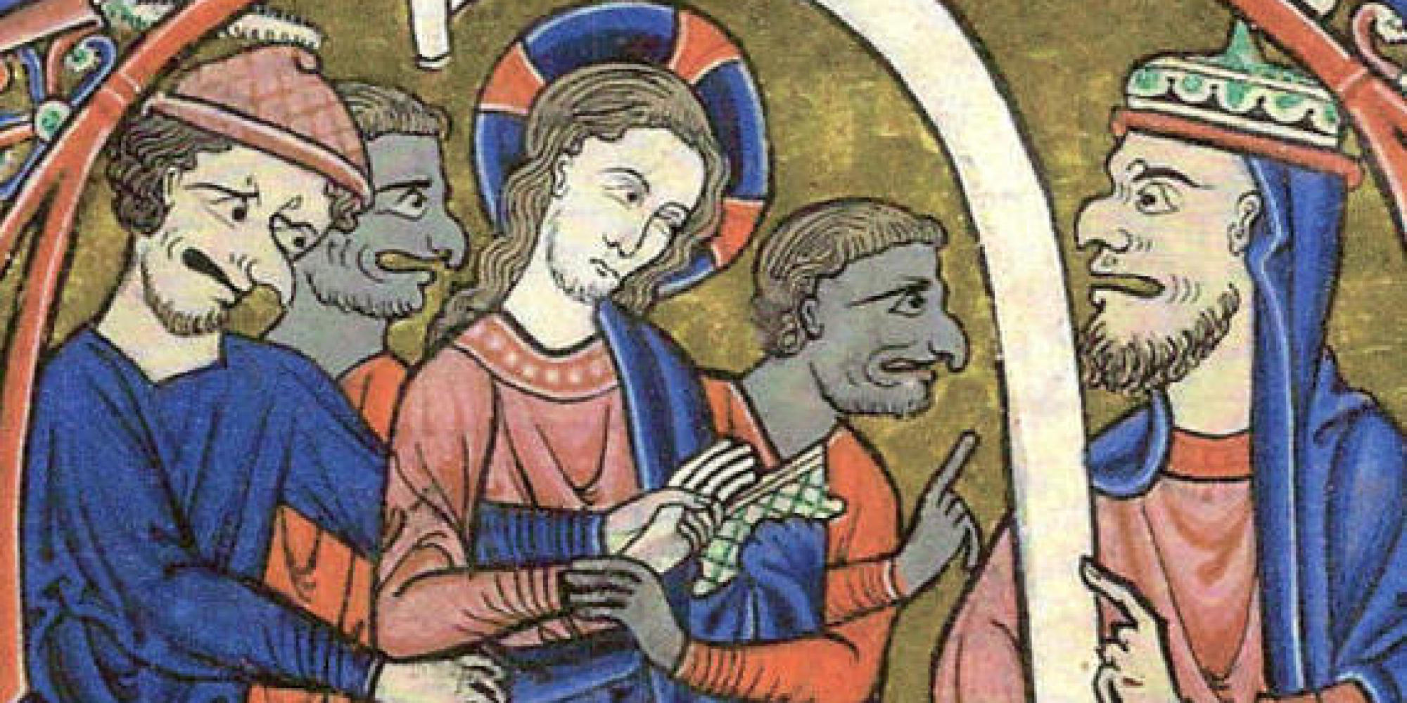 Five stages of anti semitism in art from medieval to modern five stages of anti semitism in art from medieval to modern times huffpost biocorpaavc Image collections