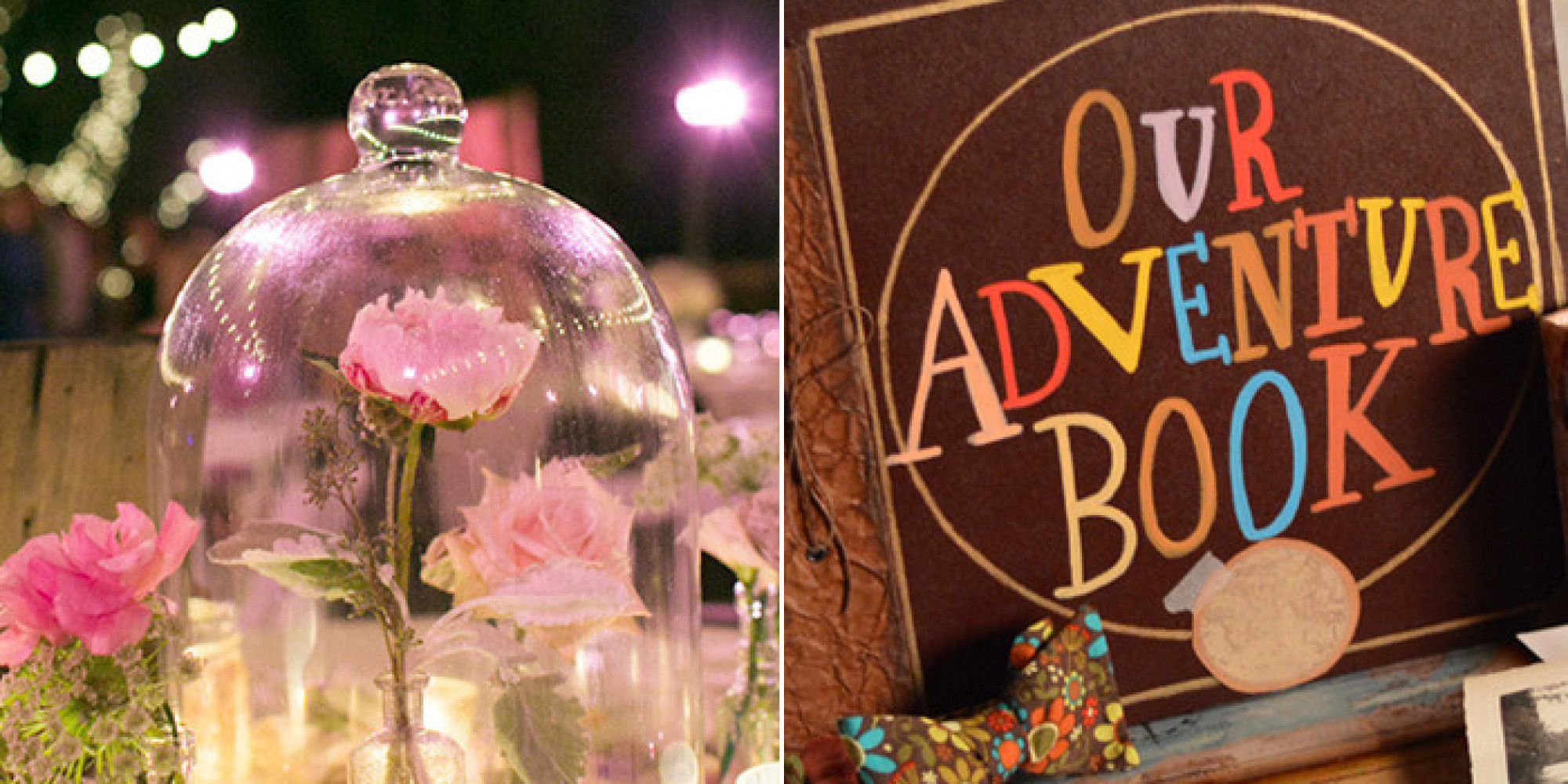 25 Whimsical Wedding Ideas For Disney Obsessed Couples