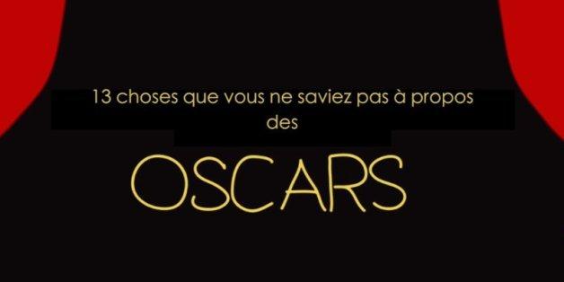 Oscars 2015: avant la cérémonie, 13 choses que vous ne saviez pas sur leur histoire (en vidéo)