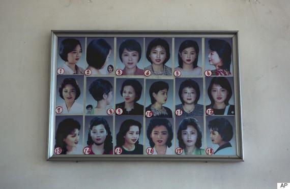 north korean haircuts for women