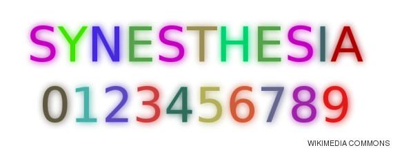 Ves colores en estas letras? Puedes ser sinestésico | El Huffington Post